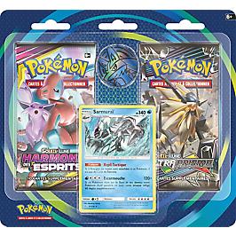 Pokémon : Pack 2 boosters Janvier 2020 - 2PACKJAN20