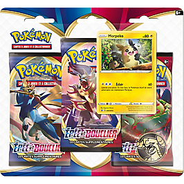 Pokémon EB01 : Pack 3 boosters - 3PACK01EB01