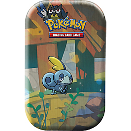 Pokémon Mini Tin Compagnons de Galar - I-620544L