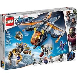 Lego® Marvel Super Heroes - L'hélicoptère Des Avengers - 76144 - 76144