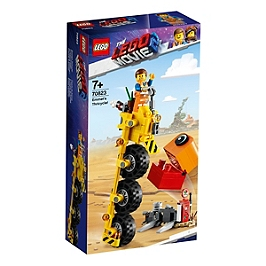 LEGO® Movie - Le Tricycle d'Emmet ! - 70823 - 70823