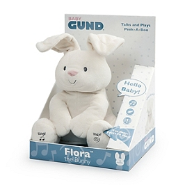 Flora Le Lapin Animé Gund - N/A - 6054407