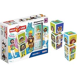 Magicube - Mix & Match 6 Cubes - MAB15