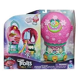 Les Trolls 2 Tournée Mondiale De Dreamworks - La Montgolfière Et Figurine Poppy - Dreamworks - E77245L00