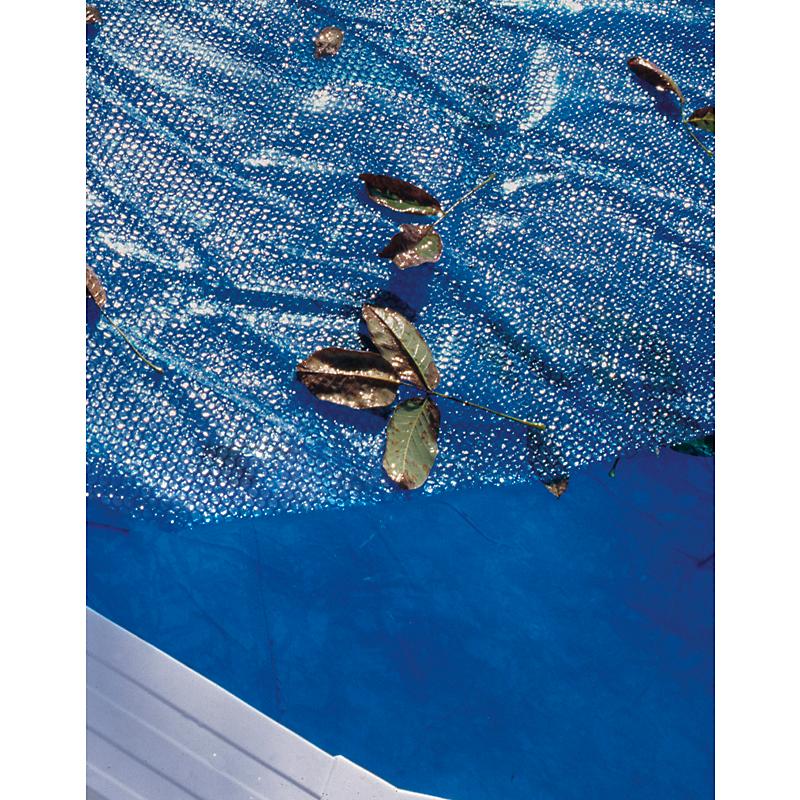 Bâches à bulles pour piscine de 6,10x7,15m