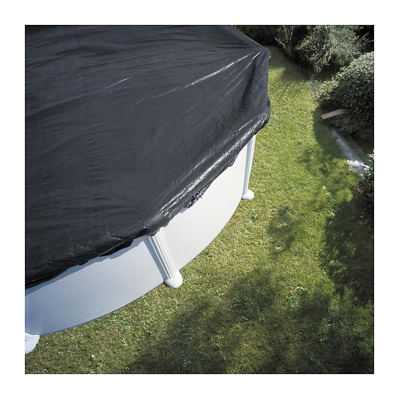 Bâche hiver piscine Ø350 cm