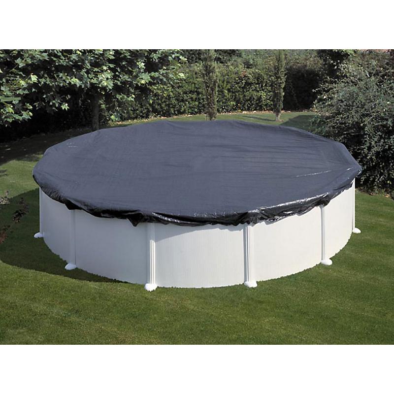 Bâche hiver pour piscine ronde Ø300 cm