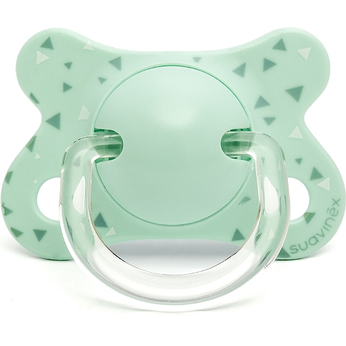 Sucette silicone reversersible 2-4 mois