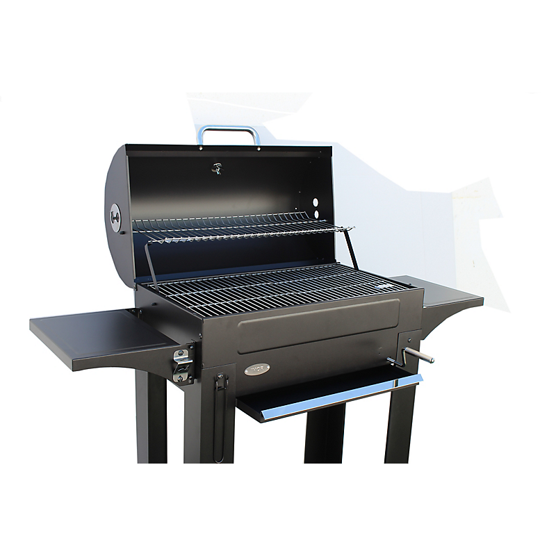 Barbecue Leclerc Charbon