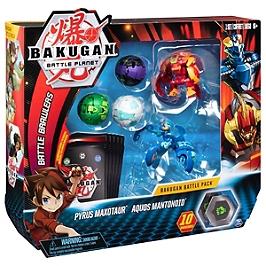 Battle Pack - Bakugan (Modèle Aléatoire) - Bakugan - 6045132