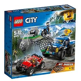 LEGO - Lego® City - La Course-Poursuite En Montagne - 60172 - 60172