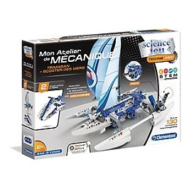 Mon Atelier de Mécanique - Trimaran & Scooter des Mers - 52340.5
