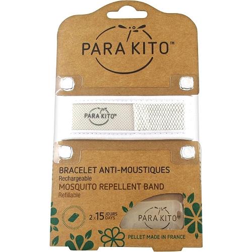 Bracelet Blanc Anti Moustique Parakito à Prix Eleclerc