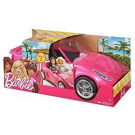 Barbie Cabriolet Rose - DVX59