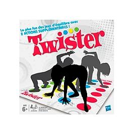 Twister - Jeu De Societe Fun D'équilibre - Version Française - 98831447