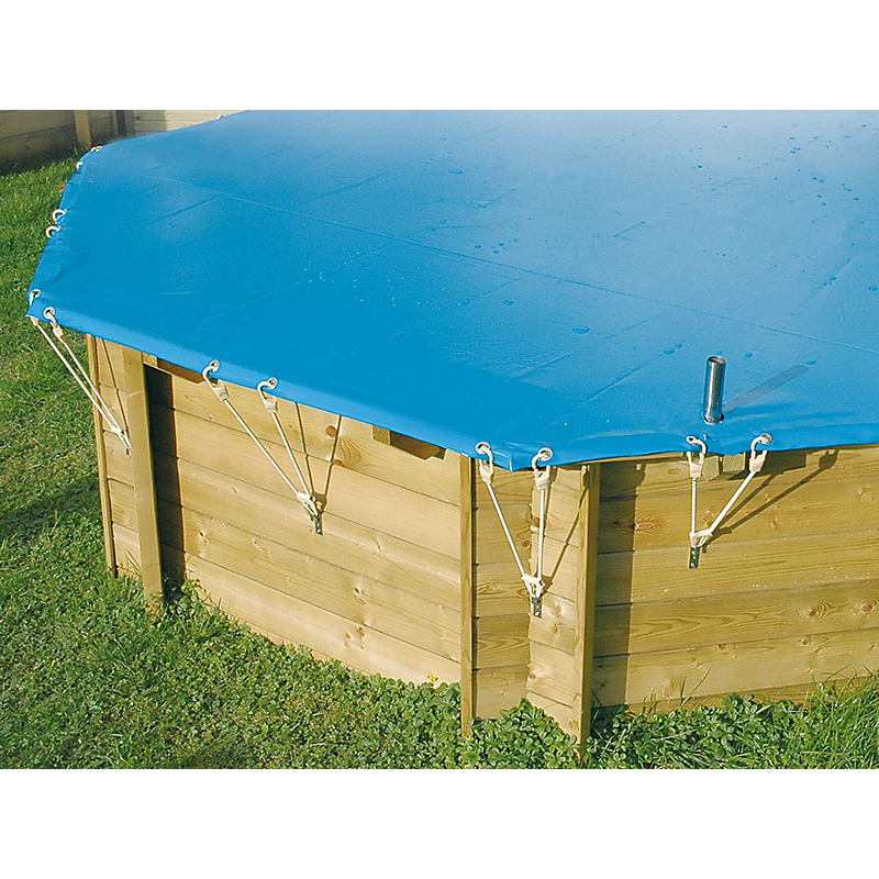 b che hiver pour piscine rectangulaire 200 x 350 cm. Black Bedroom Furniture Sets. Home Design Ideas