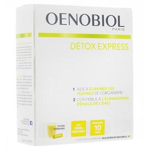 Détox express citron & gingembre