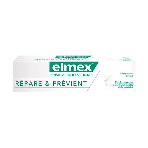 Dentifrice sensitive répare et protège 75ml