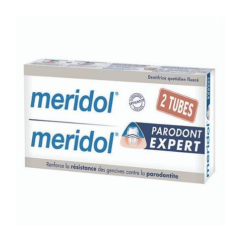 Meridol parodont expert2x75ml