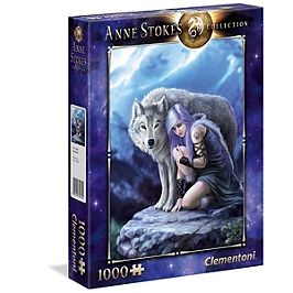 Puzzle Anne Stokes 1000 pièces - Protector - Anne Stokes - 39465.4