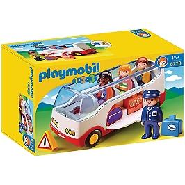 PLAYMOBIL - Autocar de voyage - 6773