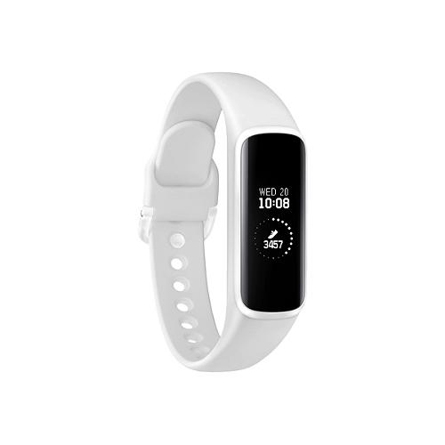 Bracelet Connecté Samsung Galaxy Fit E Blanc Eleclerc