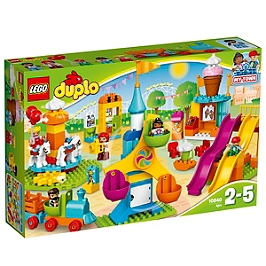 LEGO - LEGO® DUPLO® Ma ville - Le parc d'attractions - 10840 - 10840
