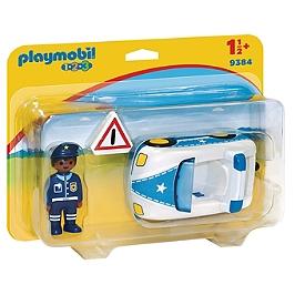 Voiture De Police - 9384