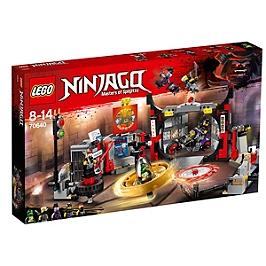LEGO - LEGO® NINJAGO® - Le QG du Gang des Fils de Garmadon - 70640 - 70640