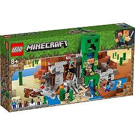 Lego® Minecraft - La Mine Du Creeper - 21155 - 21155