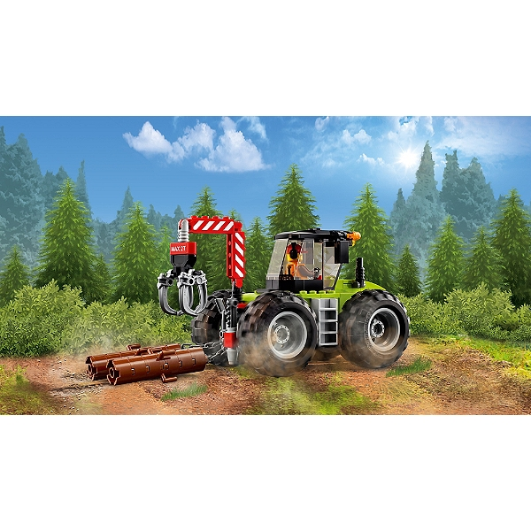 60181 Forestier City Le Lego® Tracteur bf6yvY7g