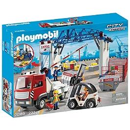 Entrepôt Et Camion  - 70169