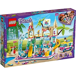 Lego® Friends - Le Parc Aquatique Plaisirs D'été - 41430 - 41430