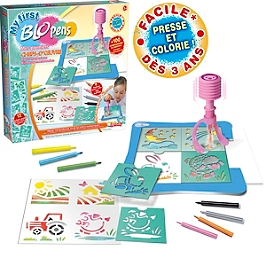 MY FIRST BLOPENS MES PREMIERS CHEFS-D'OeUVRE - 23610