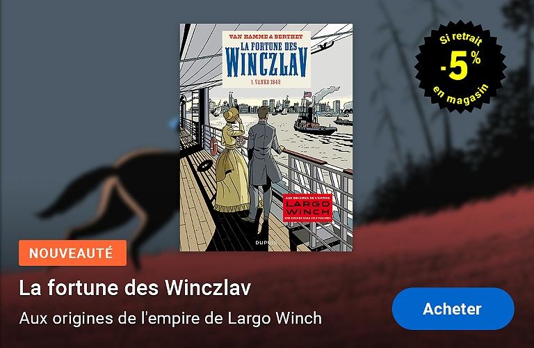La fortune des Winczlav - Tome 1 : Vanko 1848