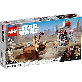 Lego® Star Wars - Le Combat Des Microfighters : T-16 Skyhopper Contre Bantha - 75265 - 75265