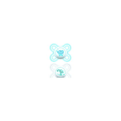 Sucettes naissance silicone 0-2 mois