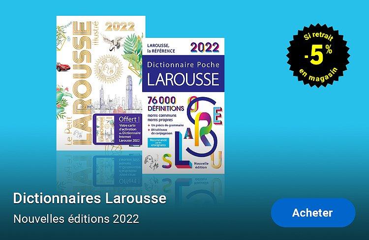 Dictionnaires Larousse