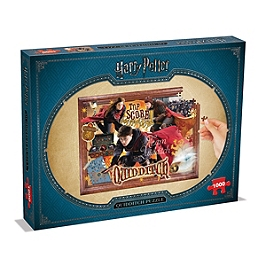 Puzzle Harry Potter - 1000 Pièces Quidditch - Harry Potter - WMO2497