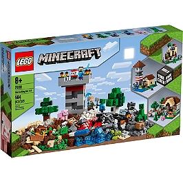 Lego® Minecraft - La Boîte De Construction 3.0 - 21161 - 21161