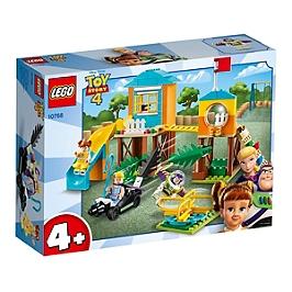 Lego® 4+ Toy Story 4 - L'aventure De Buzz Et La Bergère Dans L'aire De Jeu - 10768 - 10768
