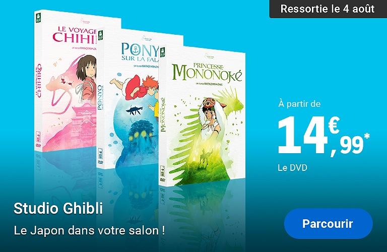 Ressorties Ghibli