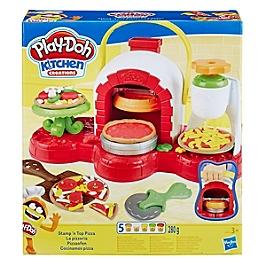 Play-Doh Kitchen  Pate A Modeler  La Pizzeria - Hasbro - B5517EU50