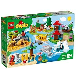 Lego® Duplo® Wild Animals - Les Animaux Du Monde - 10907 - 10907
