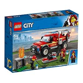 Lego® City - Le Camion Du Chef Des Pompiers - 60231 - 60231