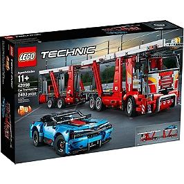 Lego® Technic - Le Transporteur De Voitures - 42098 - 42098