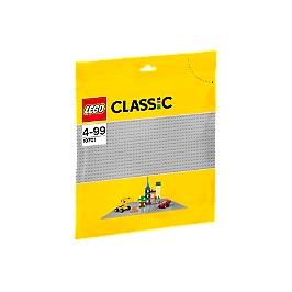 LEGO - LEGO® Classic - La plaque de base grise - 10701 - 10701