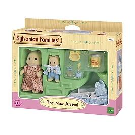 Le Nouveau Venu   - Sylvanian Families - 4333