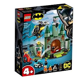 Lego® Dc Comics Super Heroes 4+ - Batman Et L'évasion Du Joker - 76138 - 76138