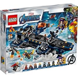 Lego® Marvel Super Heroes - L'héliporteur Des Avengers - 76153 - 76153